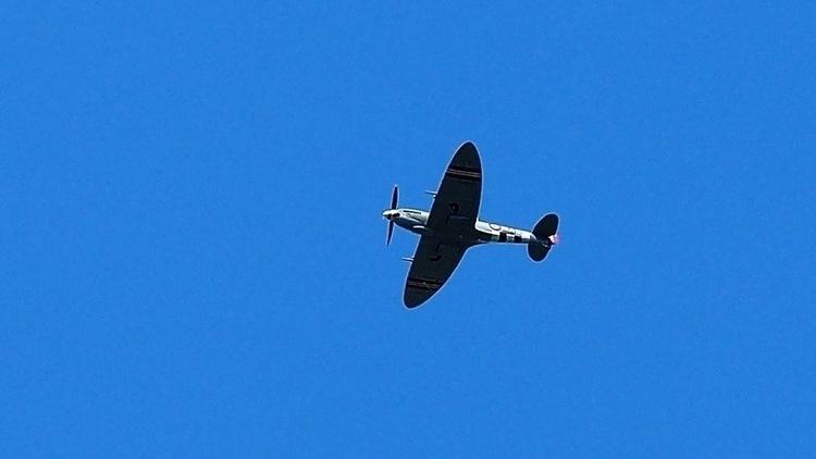 Spitfire EKVD En Supermarine fl - ekvd   ello