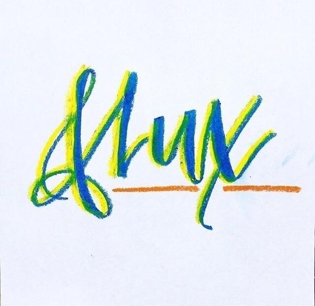 watercolor crayons - lettering, crayonart - chickadeedixie | ello