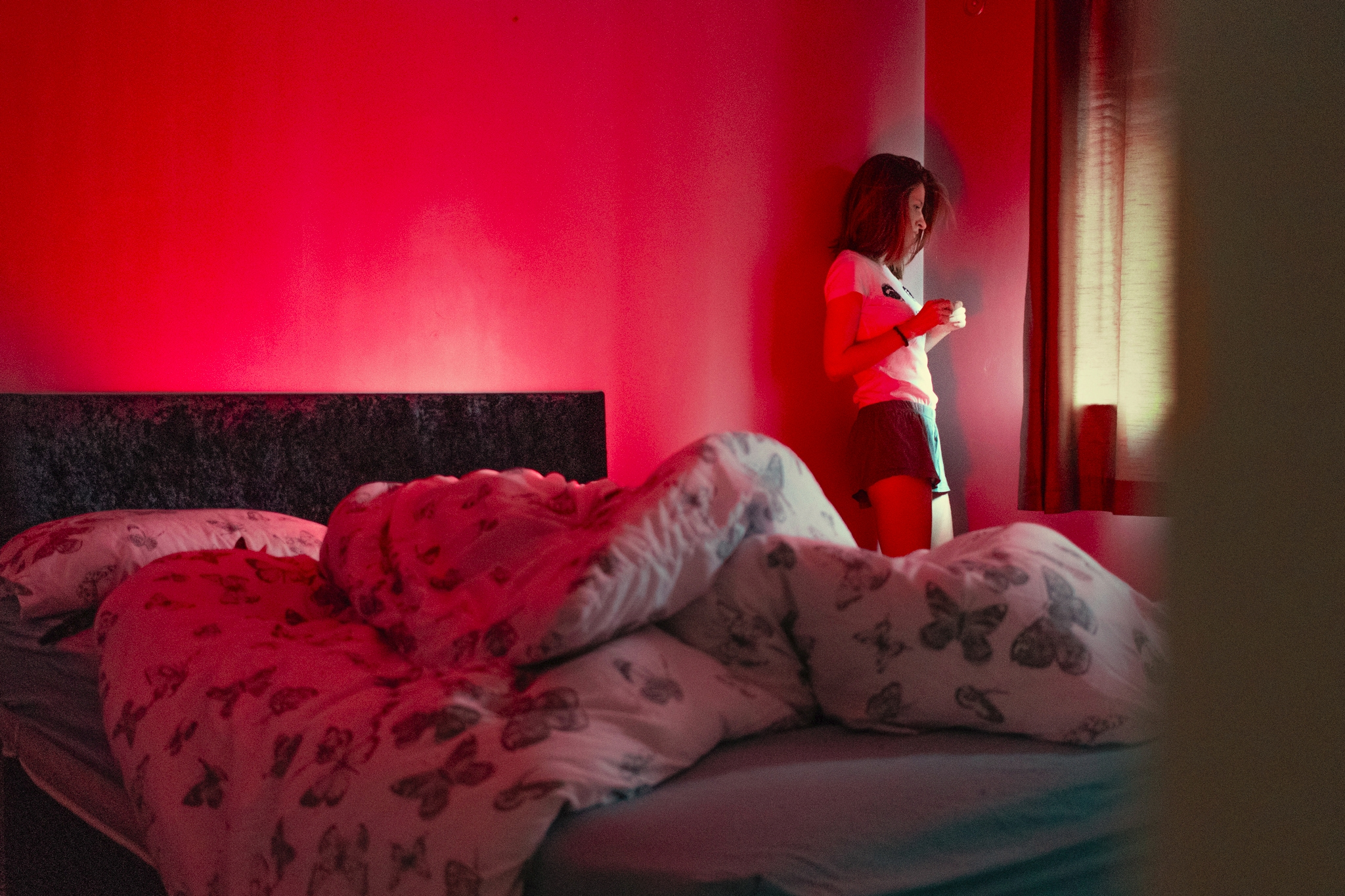 red room | flickr - photography - alinatrifan | ello