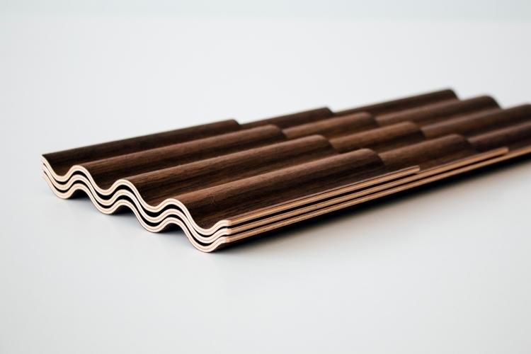 Trio black walnut - minimalism, smallbusiness - studiocorelam   ello