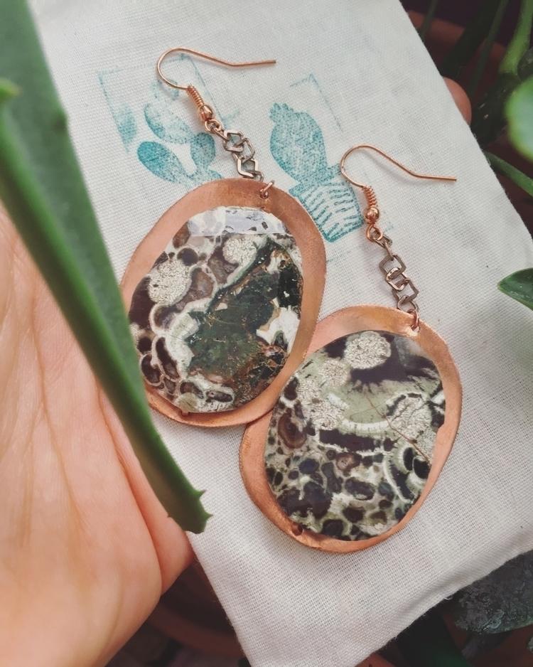 dangle earrings ($32) beauties  - thecrystalsisters | ello