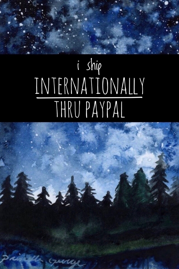etsy, ship state-wide. internat - thewoodsywitchh | ello
