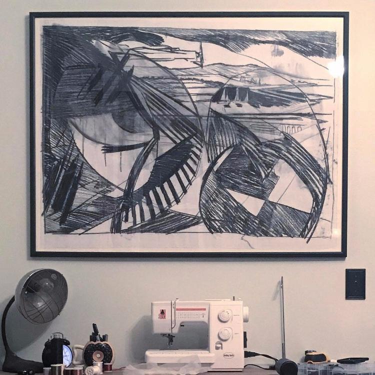 Keeping workspace fresh artwork - ryan | ello