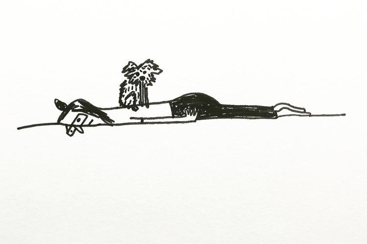 Daily Drawing Day - Mondays bad - wawawawick | ello