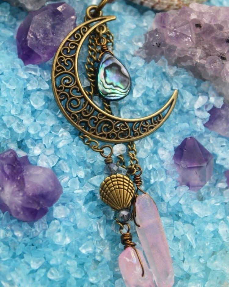 Mermaid Goddess rearview mirror - earthmeetswater | ello