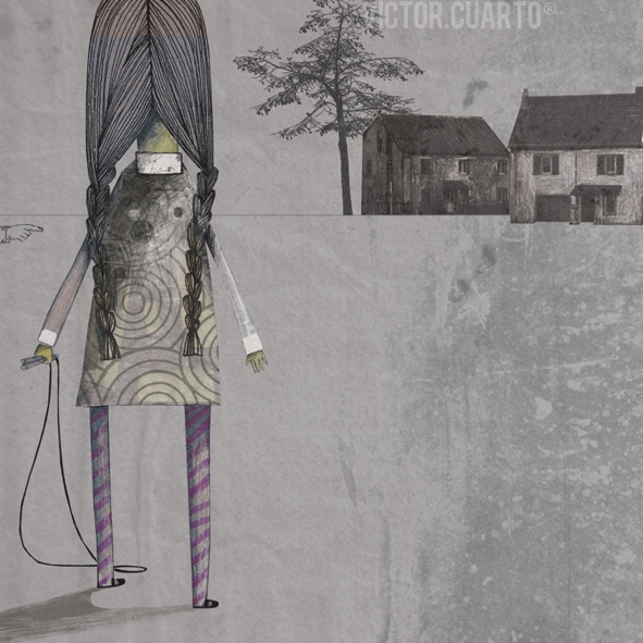 la bruja | witch Alberto Forcad - victorgarciabernal | ello