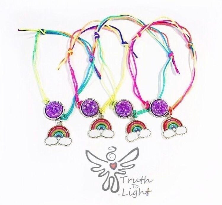 Perfect rainbow babies! :gem::r - truth_to_light   ello