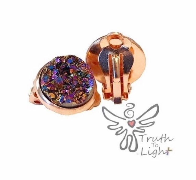 :rainbow::rose:Rose Gold Multic - truth_to_light | ello