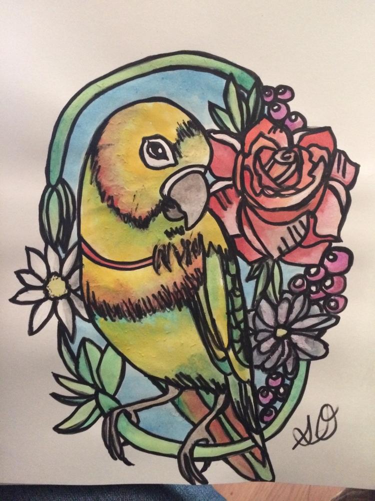 Tattoo Ideas Water color - shelbyo | ello