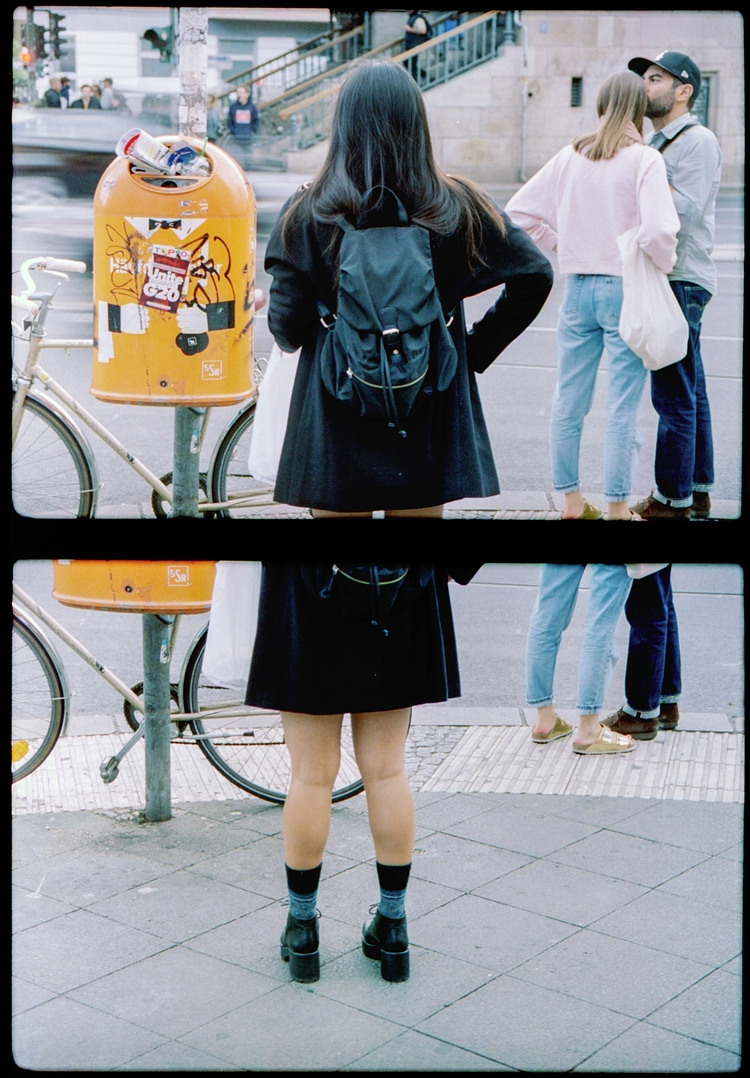 Yashica Samurai / Kodak Portra  - freikampf | ello