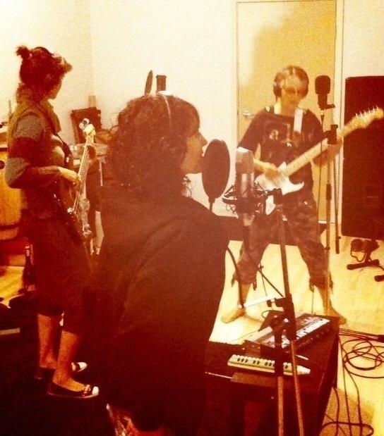 band Abbie Hoffman Society 6 ye - laurabalducci | ello