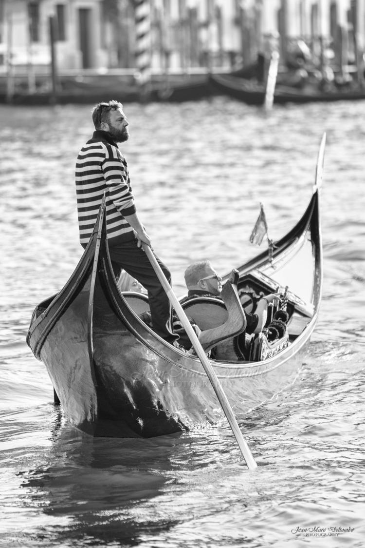 gondolier - jmdeltombephotography | ello