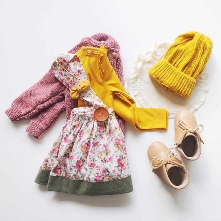 ~ Florence Pinafore Skirt Adjus - poppyharper_thelabel | ello