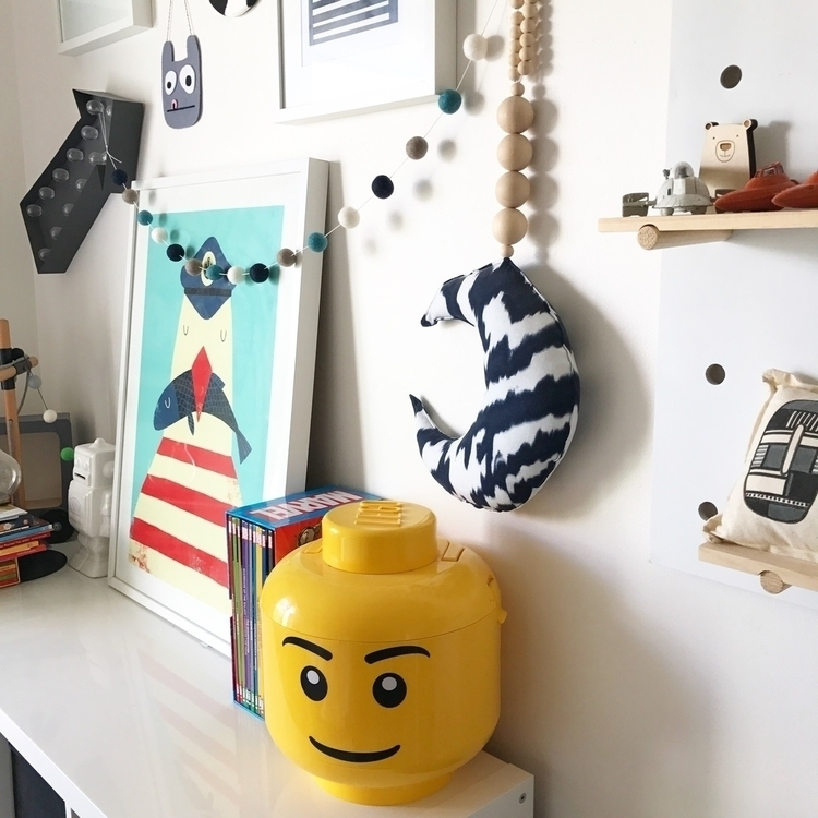 BOY GERMS Boys rooms fun! love  - winston_and_grace | ello