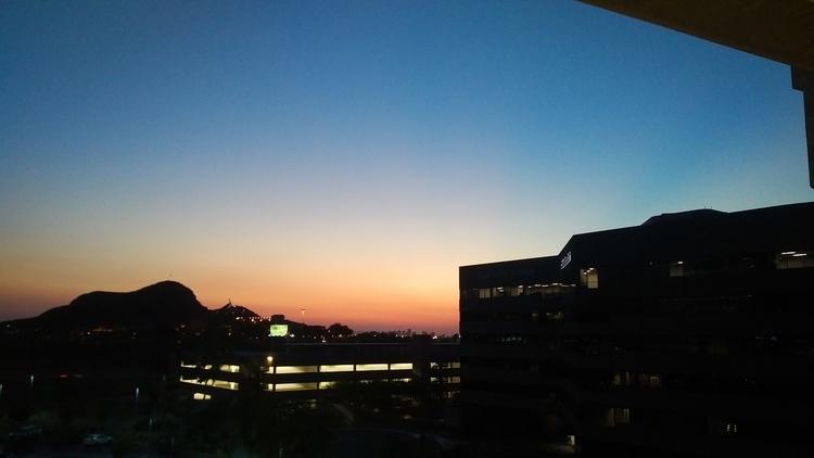 posted shot Arizona sunset beau - herpderp06 | ello
