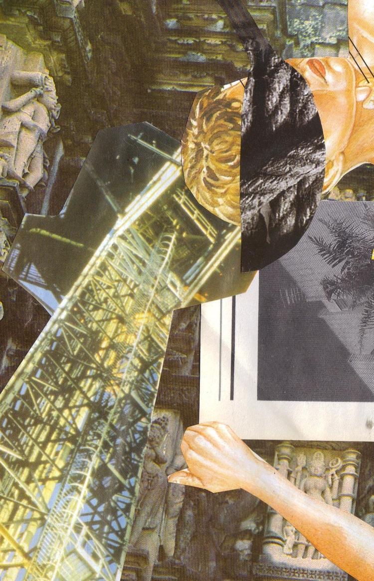 collage, analog - lacaradenadie | ello