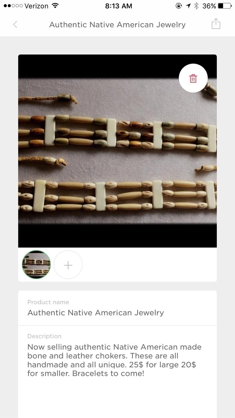 gorgeous natural bone leather c - bodycandybycarlie | ello