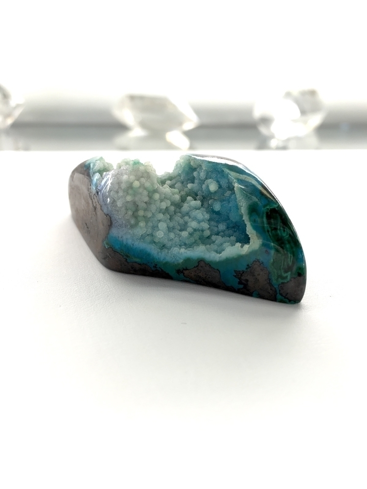 gorgeous piece Chilean Gem Sili - galleryroyale | ello