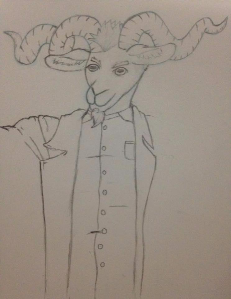 Cientific Mutant Goat - sevecenco | ello