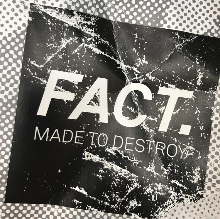 factbrand, madetodestroy - factbrand | ello