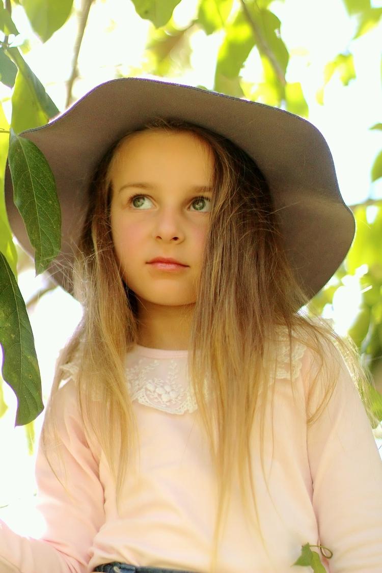 Ava wears gorgeous Willow lace  - nurturethenest   ello