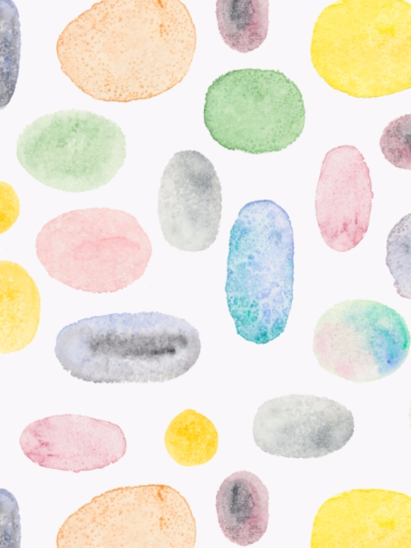 watercolor, pattern - hot_tofu | ello