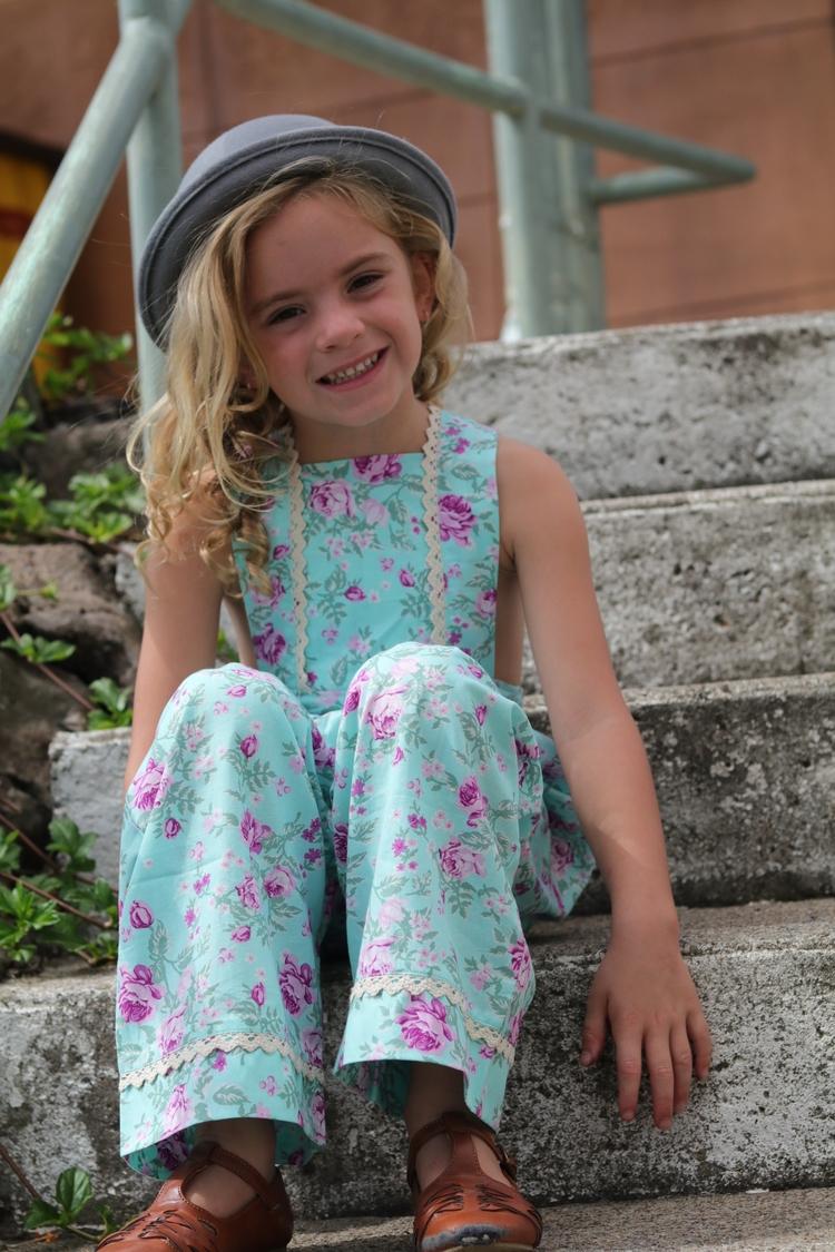Vintage boho overalls love cher - nurturethenest   ello