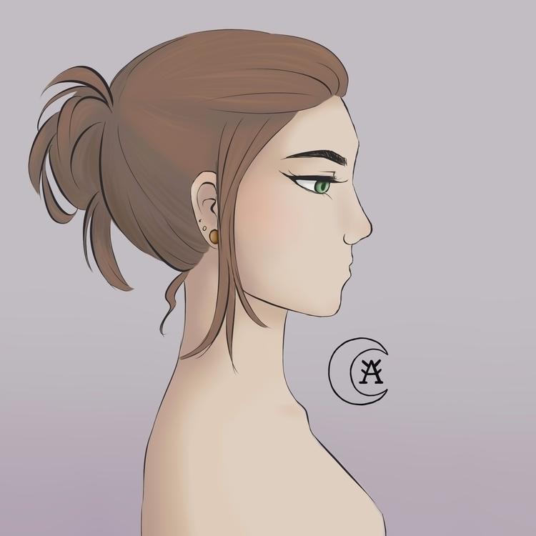 character wanted bit style brus - argentfairyfox | ello