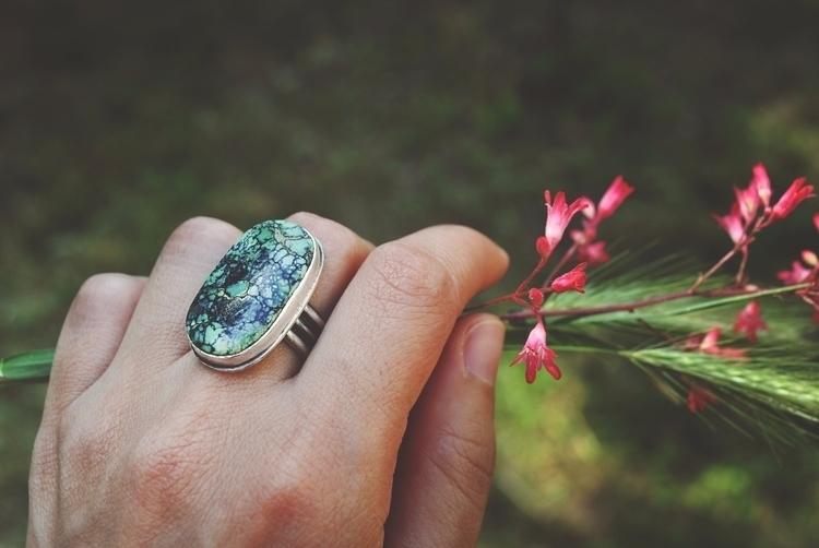 Proud owner beautiful silver ri - twistedjewelry | ello