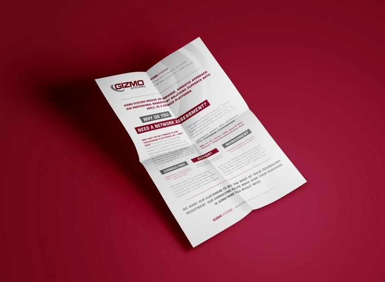 GIZMO Systems, • Brand Identity - djedge | ello