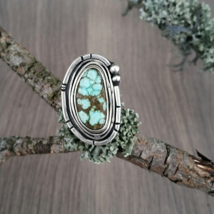 turquoise gorgeous stones favor - pretiosadesign | ello