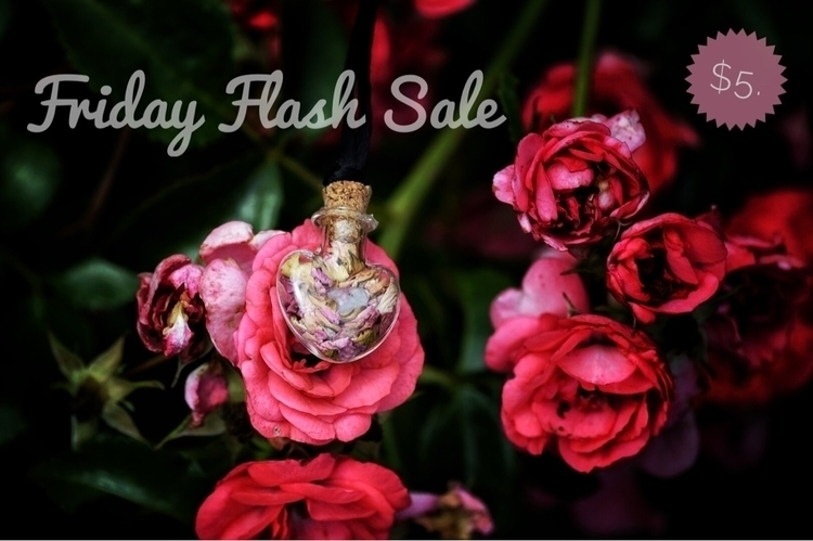 Friday Flash SALES happening - friday - thewoodsywitchh | ello