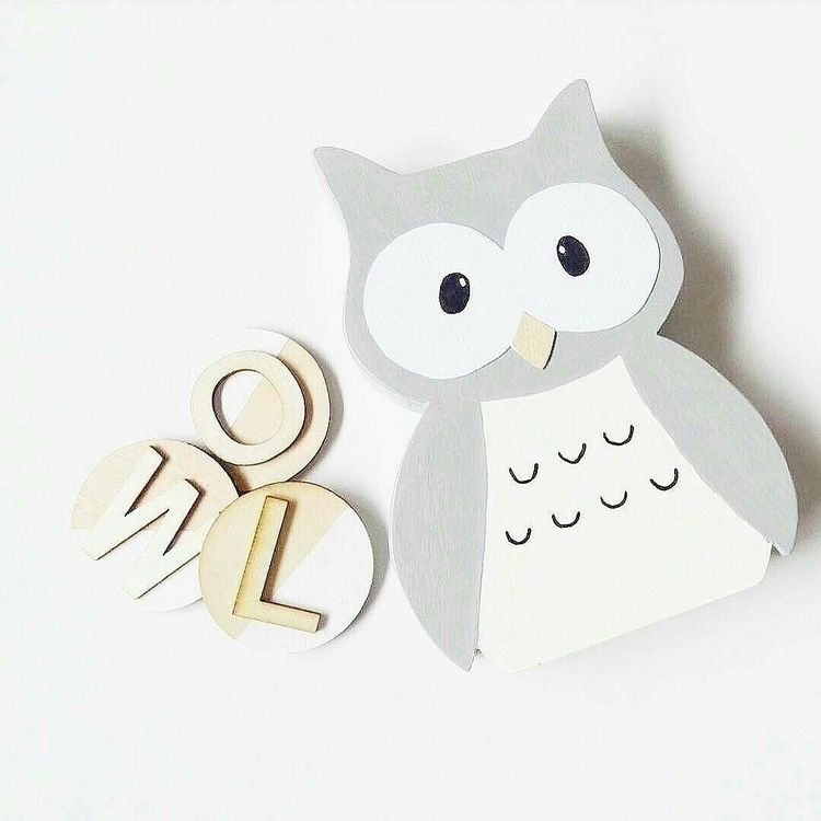 sweetest shot Grey Owl Figure a - woodlandends | ello