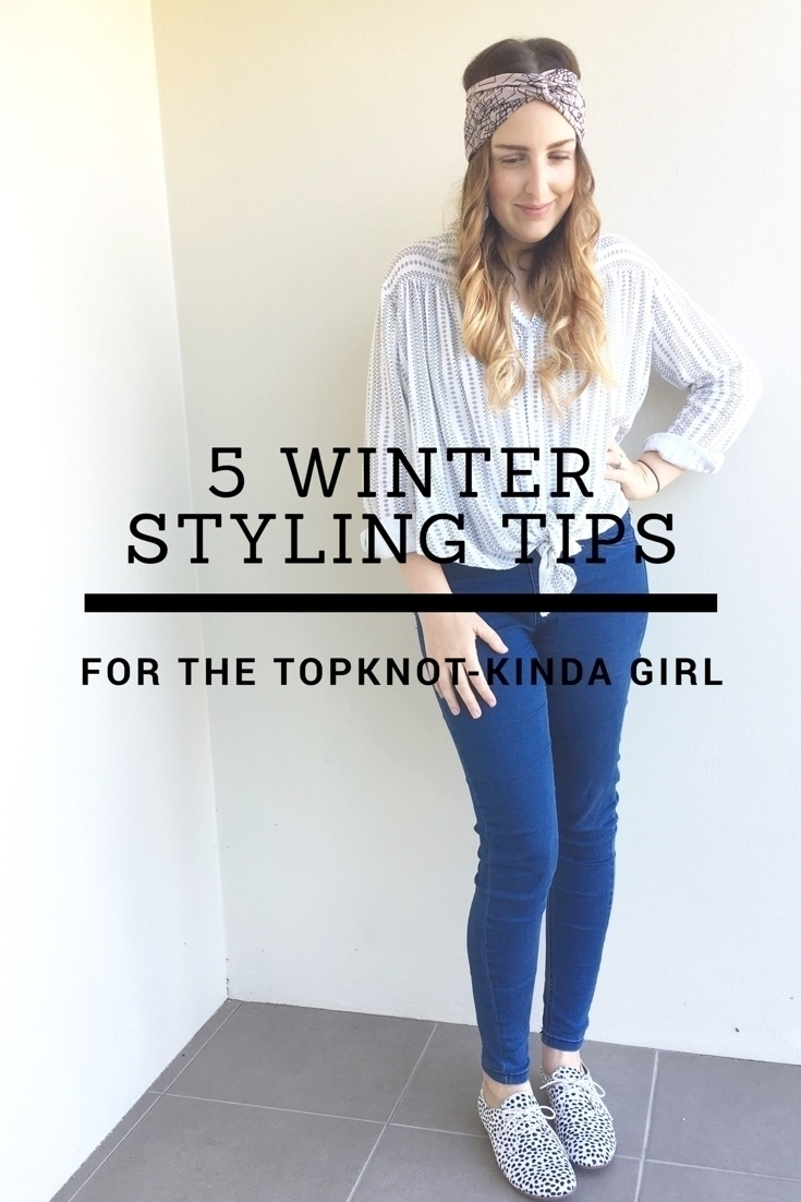 blog! winter styling tips Find - topknotgirl | ello