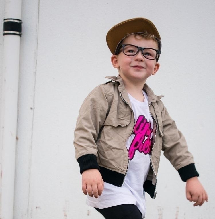 sweet smile find Wyatts fresh t - lilmissanmr   ello