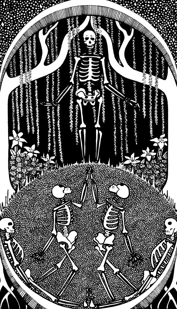 Death. Spirit Vertigo Tarot (de - evmaeve | ello