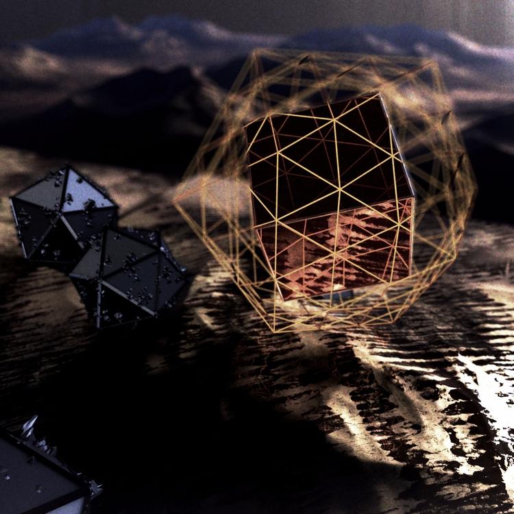 Cube - c4D, AE, PS - kiraimane | ello