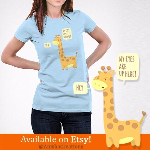 HEY! eyes problem - cute, funny - anishacreations | ello