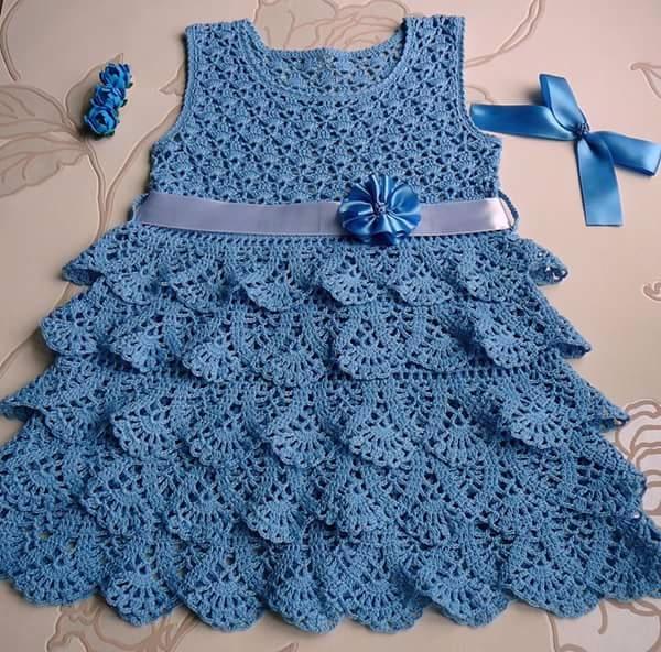 love model, dressed crochet ele - brunacrochet   ello