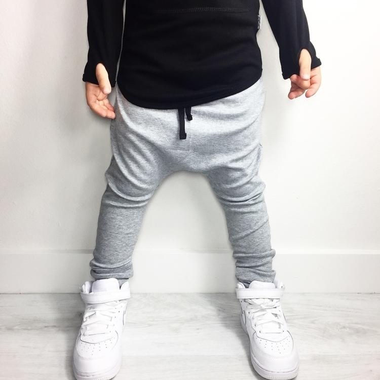 Grey Harems - size 5 online - babyleggingco | ello