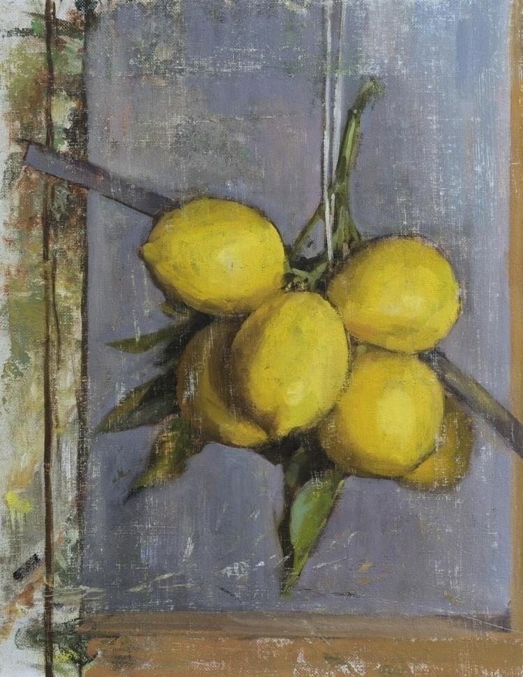 Lemons Branch Wall, Version2. O - paulhermann | ello
