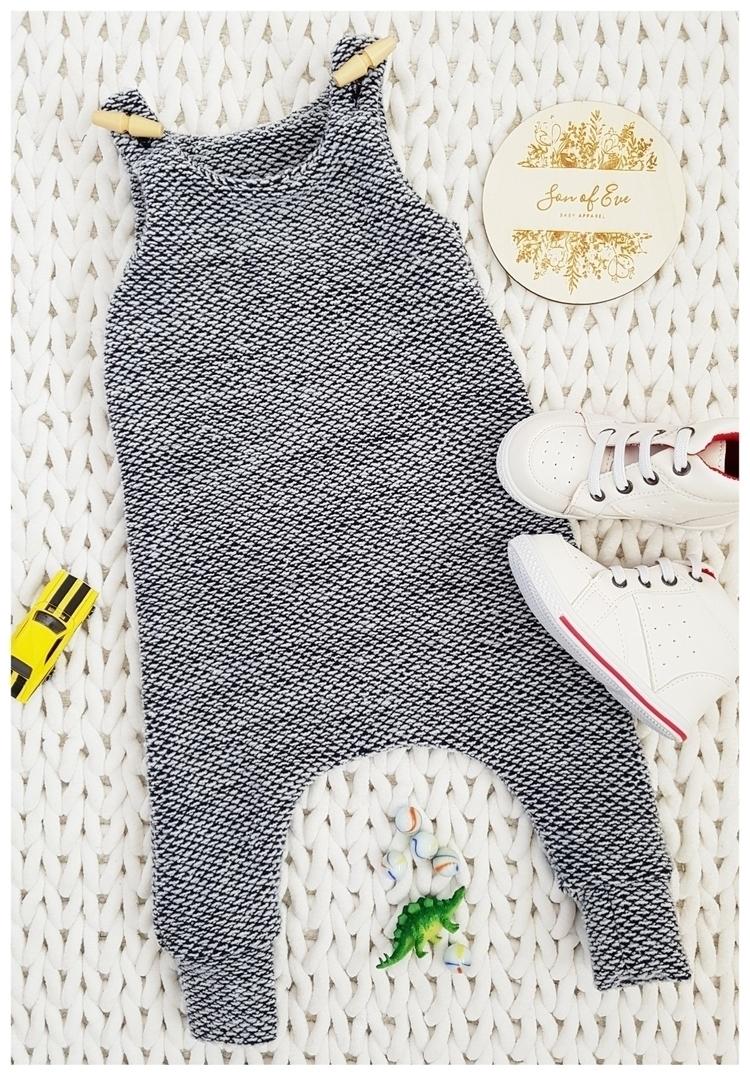 Boho Jacquard Knit Romper sizes - sonofeve | ello