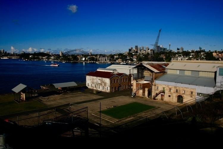 Cockatoo Island, Sydney, Austra - theworldandkids | ello