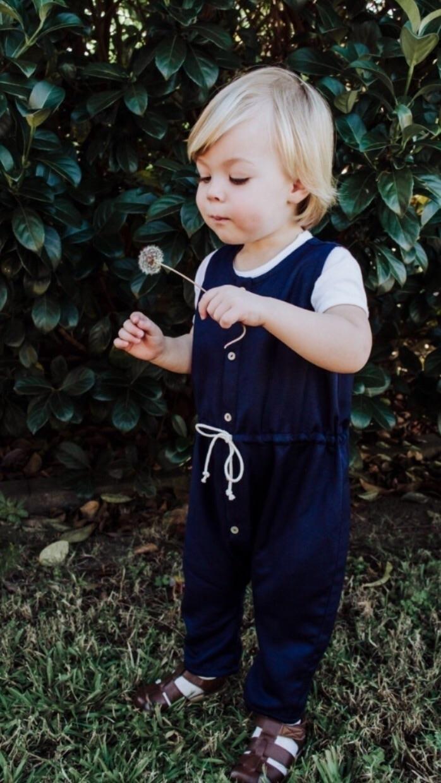cutie, hair, overalls, sandles - pipandlenny | ello