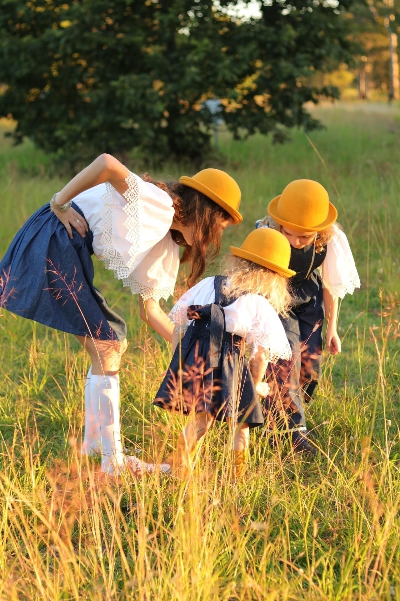 Autumn - vintagekids, denim, bohokids - nurturethenest | ello