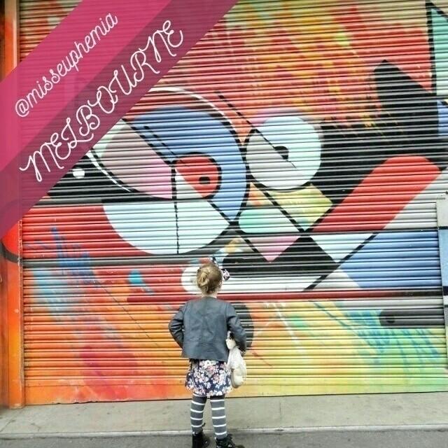 love amazing graffiti Melbourne - misseuphemia | ello