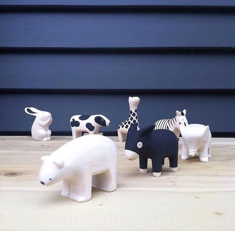 animals marching - dappermrbear | ello