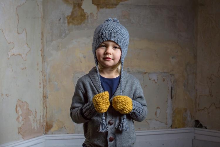 100% merino wool beanies warm w - chloeandmason | ello