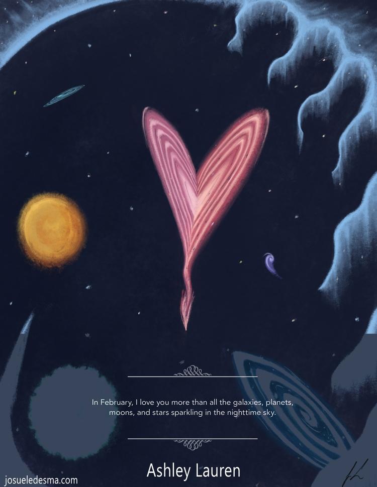 illustration Month Love book st - jl_illustration | ello