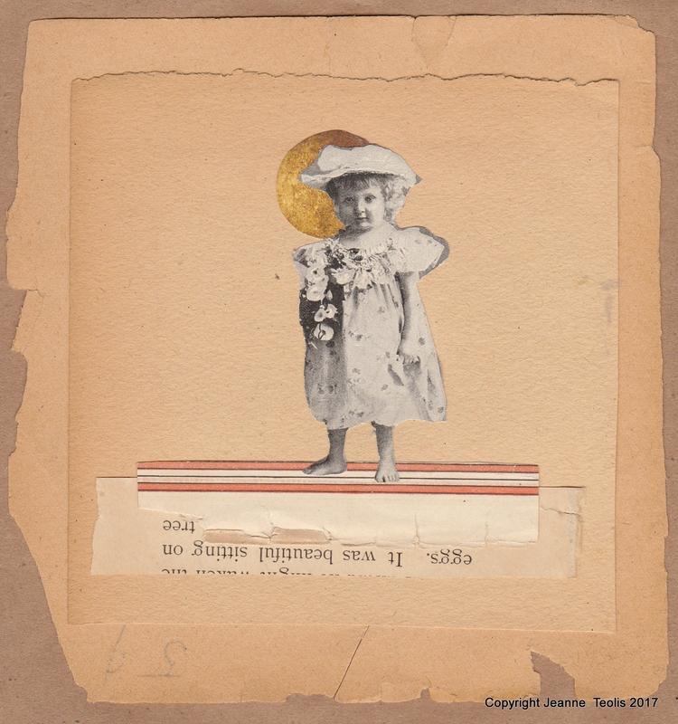 1897 1st series Collage created - jeanneteolis | ello